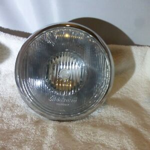 """NOS Vintage Bosch 7"""" Headlamp assembly. Ideal for a 1950's German Motorcycle BMW"""