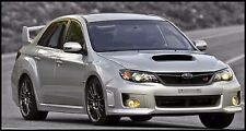 2013 SUBARU IMPREZA WRX and STI  OEM Shop Service Manual ON CD