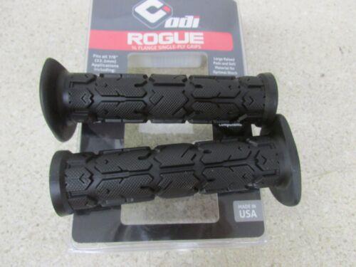 NEW ODI BLACK ROGUE ATV GRIPS HONDA TRX300EX TRX400EX 400EX TRX450R TRX 400 450