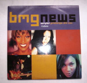 CD-PROMO-BMG-NEWS-SAMPLER-PRINTEMPS-ETE-2000