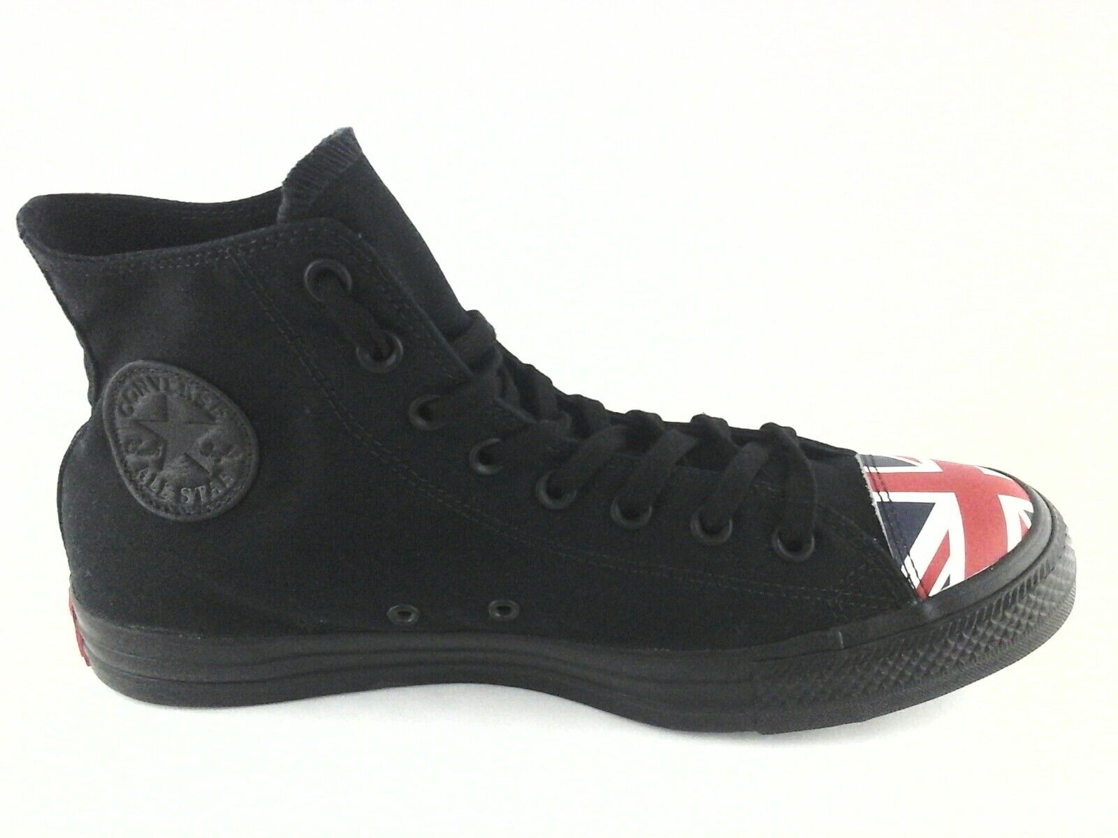 CONVERSE UNION JACK ENGLAND UK Trooper MENS WOMENS HI SHOES 9.5 11.5 10.5 12.5