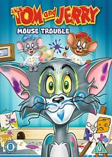 Tom And Jerry - Mouse Trouble (DVD, 2014, 2-Disc Set) Brand new and sealed