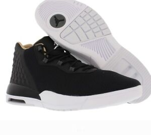 4d7380429a92 Nike Air Jordan Academy Mens Hi Top Trainers 844515-012 Sneakers ...