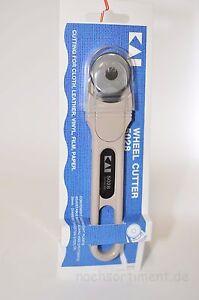 Cutter circulaire, rollmesser 28mm de Kai 5028 Cutter  </span>