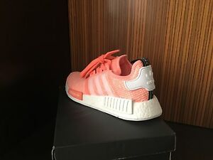 8c934ab1f Adidas NMD Runner R1 Hot orange pink Purple Gray Tan Blue red off ...