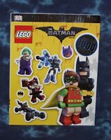 Lego The Batman Movie Ultimate Sticker Collection, 1000+ Stickers & Mini Figure