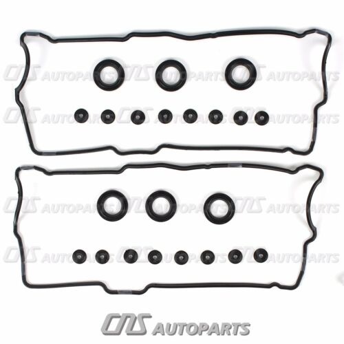 For Toyota 3.4L Tacoma 4Runner Tundra 5VZFE Valve Cover Gasket w//Grommet /& Seals