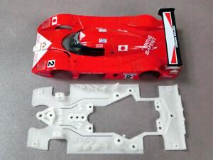 Chassis Gt-one Pro Super Soft Compatible Scaleauto Kat Racing Ref. K/002pssv Produits De Qualité Selon La Qualité