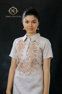 Filipiniana Barong Women/'s  001