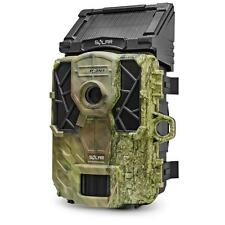 "SpyPoint Solar Powered 12MP Trail Game Camera Low Glow w/ 2"" Viewer - SOLAR"