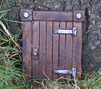Hobbit or Fairy Door- UK Made home/garden ornament. FREE UK DELIVERY