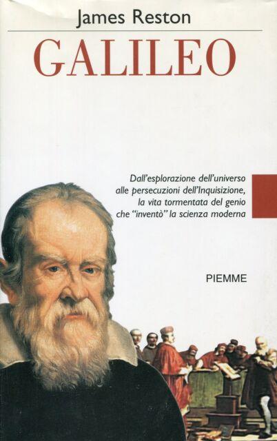 RESTON James, Galileo. Piemme, 2001