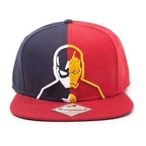 08821bd11c4 MARVEL COMICS Captain America vs. Iron Man Snapback Baseball Cap ...