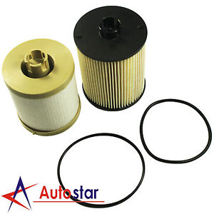 New Fuel Filters FD4617 For Ford Powerstroke F-250 F-350 F-450 Super
