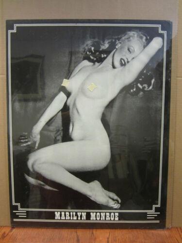 vintage  Marilyn Monroe Poster  3223