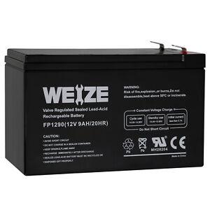 12V 9AH Battery for CP1272 CP1290 RB1290 UB1290 PX12090 PE12V9 HR9-12 DJW12-9.0
