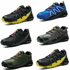 New-Speedcross-4-Men-Hiking-Shoes-Outdoor-Trekking-Sneaker-Sports-Running-Shoes