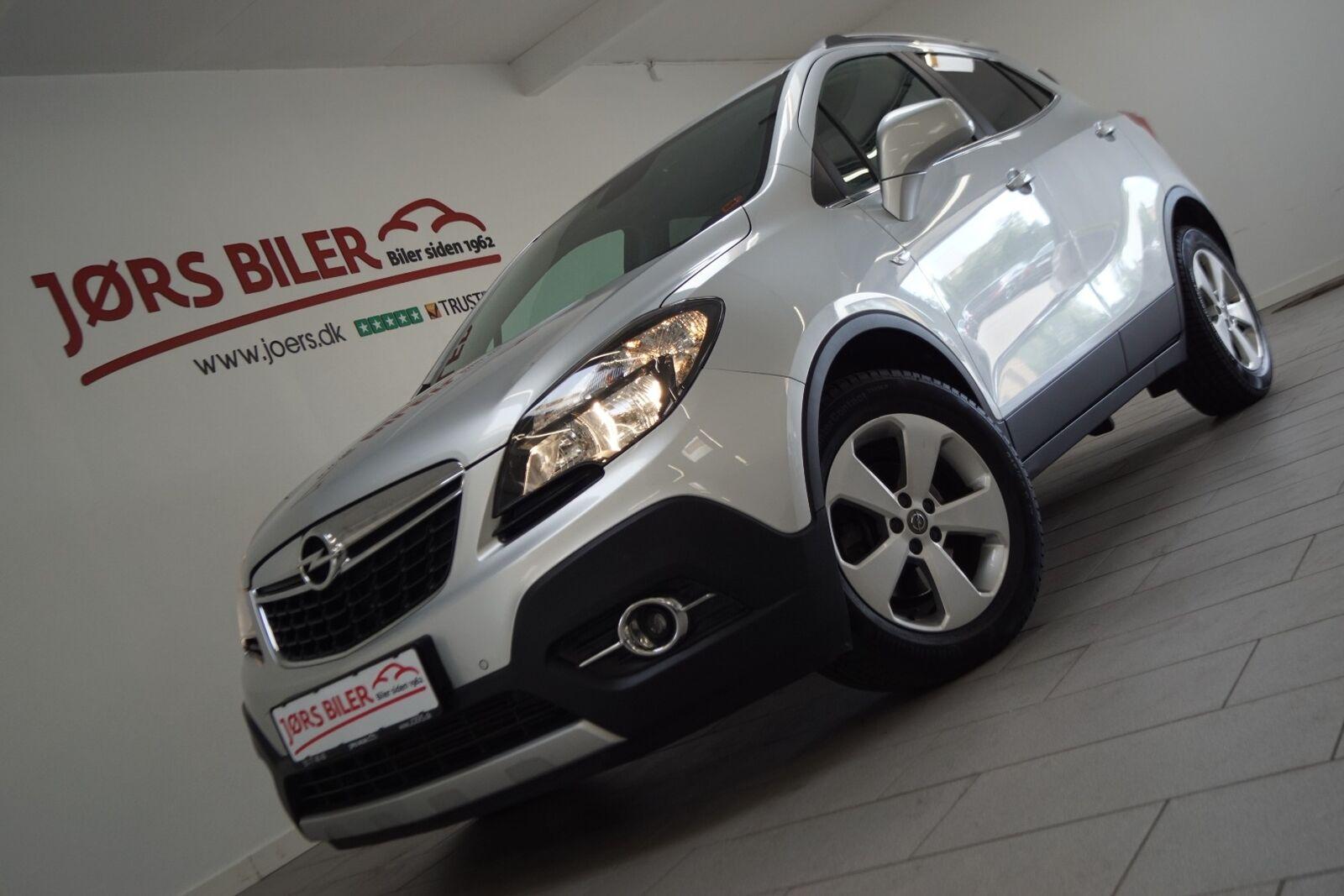 Opel Mokka 1,6 CDTi 136 Cosmo aut. 5d - 159.800 kr.