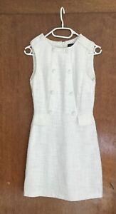 Topshop *ärmelloses Kleid * weiß * 36 XS S * neu - Krailling, Deutschland - Topshop *ärmelloses Kleid * weiß * 36 XS S * neu - Krailling, Deutschland