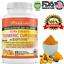 Turmeric-2000-Potent-Curcumin-Bioperine-Standardized-to-95-Curcuminoids thumbnail 1