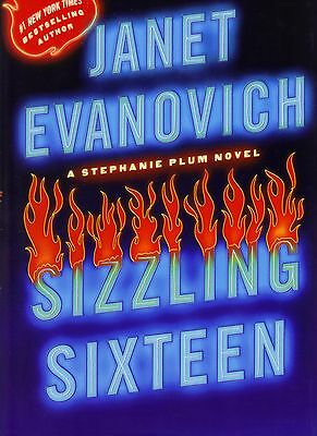 Sizzling Sixteen No. 16 by Janet Evanovich (2010