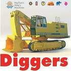 Diggers by Hachette Children's Group (Paperback, 2016)