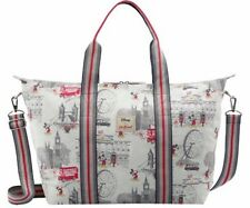 Cath Kidston x Mickey Mouse Foldaway Overnight Bag SOLD OUT STRICTLY LTD EDITION