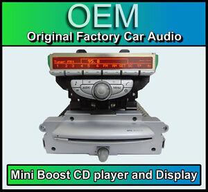 BMW-MINI-COOPER-BOOST-CD-MP3-AutoRadio-Radio-con-Display-Mini-R56