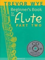 Beginner's Book For The Flute Part Two Book And Cd 014003808