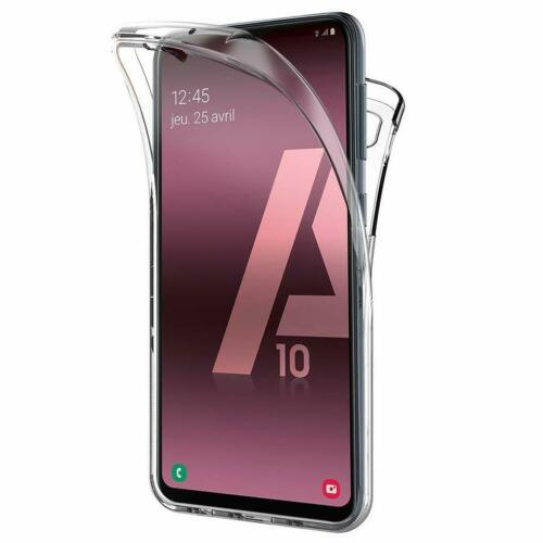 Hull Samsung Galaxy A10 A20e A30 A40 A50 A70 A80 Full Case Cover 360 Protection