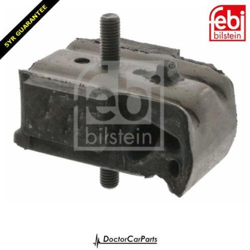 Transmission Gearbox Mount Rear FOR FORD ESCORT IV 86-/>90 1.6 1.8 Diesel