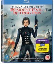 Resident Evil Retribution (Milla Jovovich) - Blu Ray - Disc Only