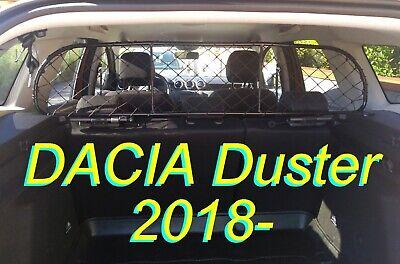 DACIA ORIGINAL Duster II 2018- Filet de Chargement Vertical