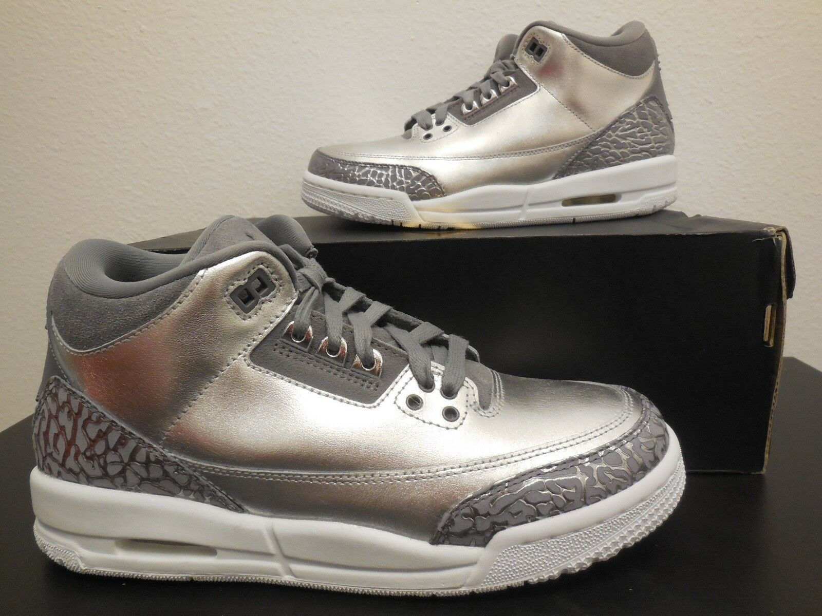 Air Jordan 3 Retro Premium HC shoes -Reg - AA1243 020-Sz 7Y Women's 8.5 -NEW