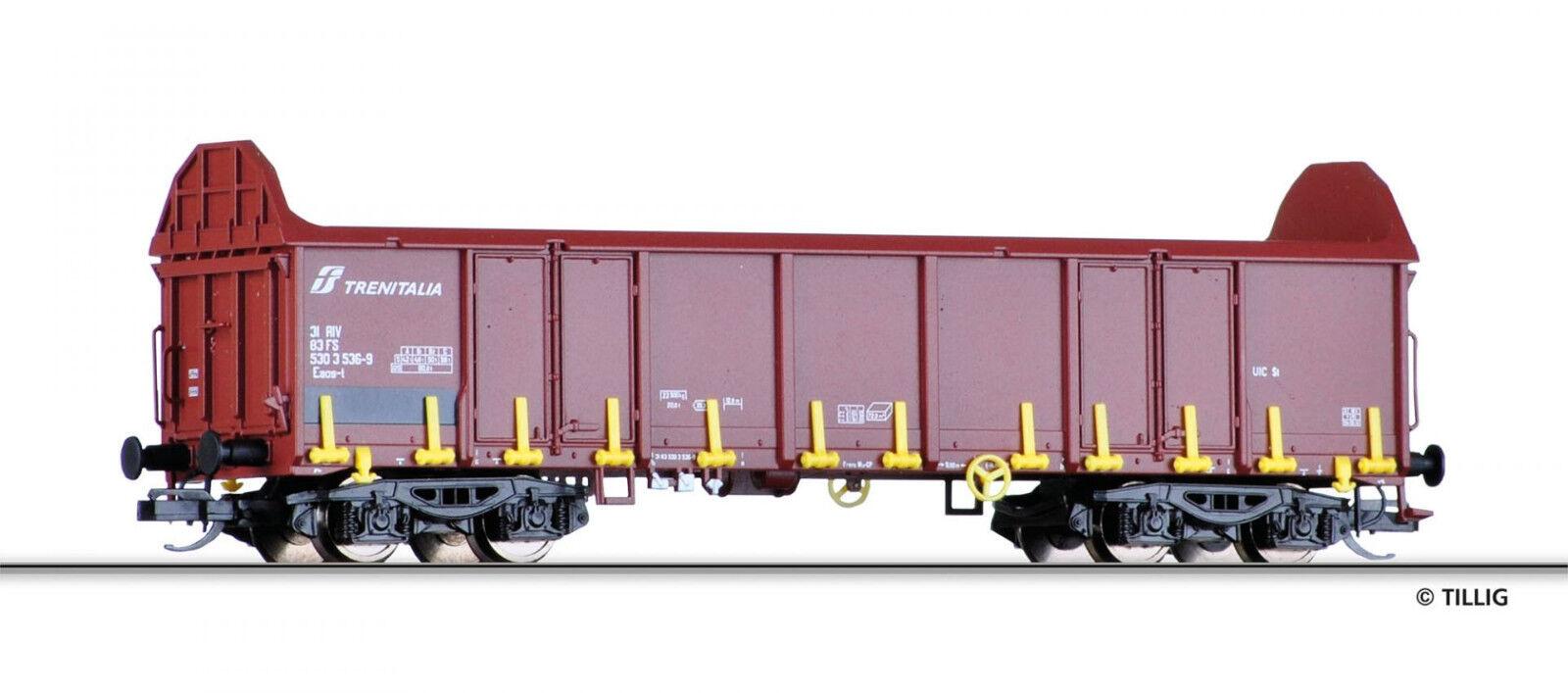 Tillig 15272, offener Güterwagen, FS, Neu und OVP, TT