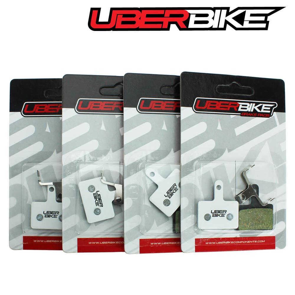 RACE MATRIX  4 PAIRS TRP Hylex Uberbike Disc Brake Pads