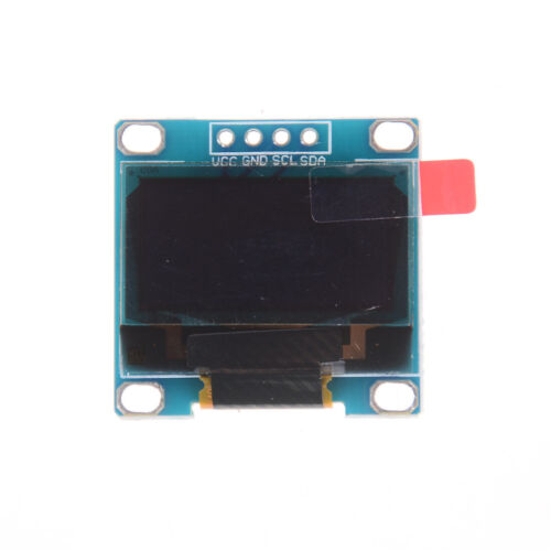 "0.96/"" OLED LCD Display Module IIC I2C Interface 128x64 3-5V For Arduino YNFUK/_vi"