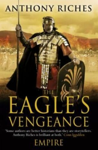 1 of 1 - The Eagle's Vengeance (Empire)-ExLibrary