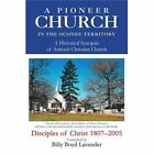 a Pioneer Church in The Oconee Territory 9780595350209 Book