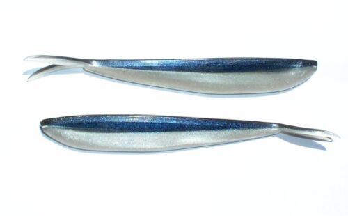 """4/"""" Alewife Color 001 3,50/"""" 5/"""" Swimbait Lunker City Fin S  Fish 2,50/"""" 7/"""""""