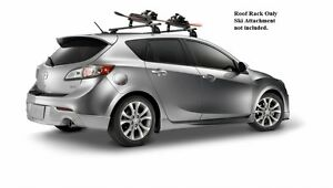 hatchback yakima with roof mazda rack watch jetstream crossbars skyline