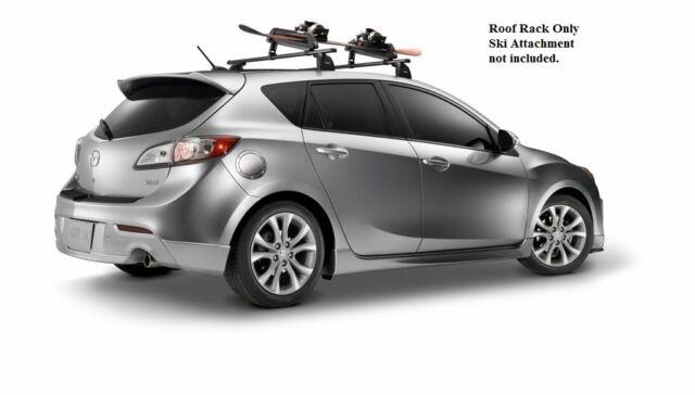 Attractive Mazda 3 Removable Roof Rack (5 Door) 2010 2011 2012 2013 0000