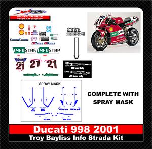 2001-Ducati-998-InfoStrada-Decal-Kit-Including-Spray-Masks