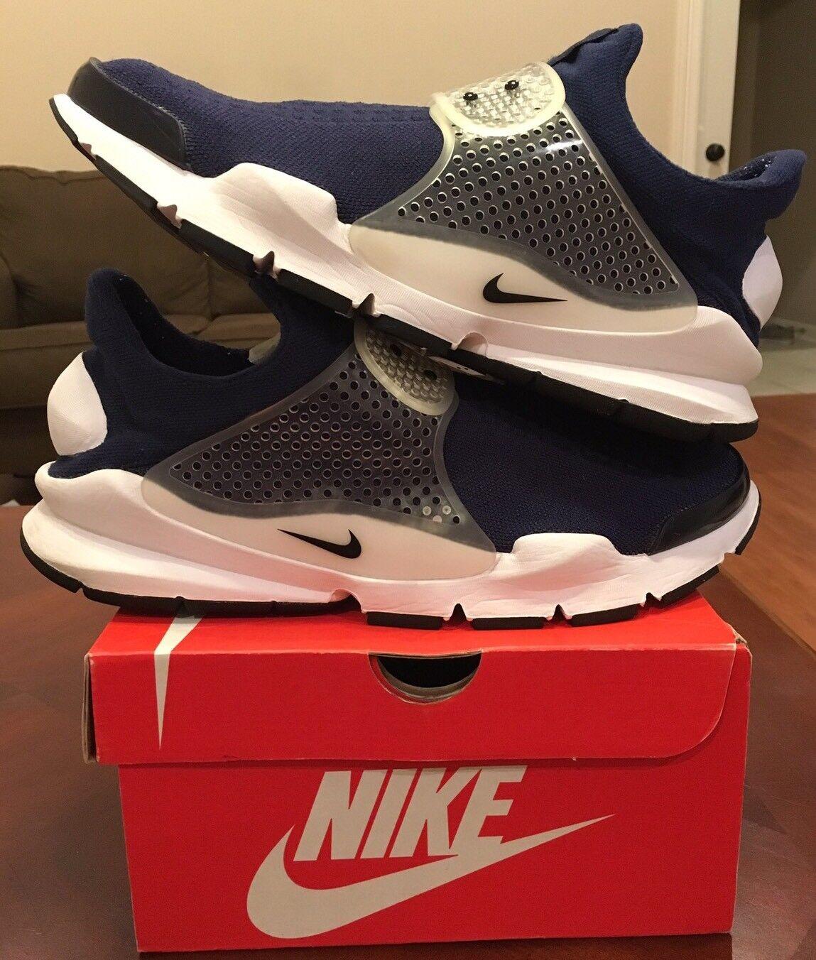 Nike Sock Dart Midnight Navy Framment Unisex Obsidian Boost  12 Jordan 1 2 7 12  migliore marca