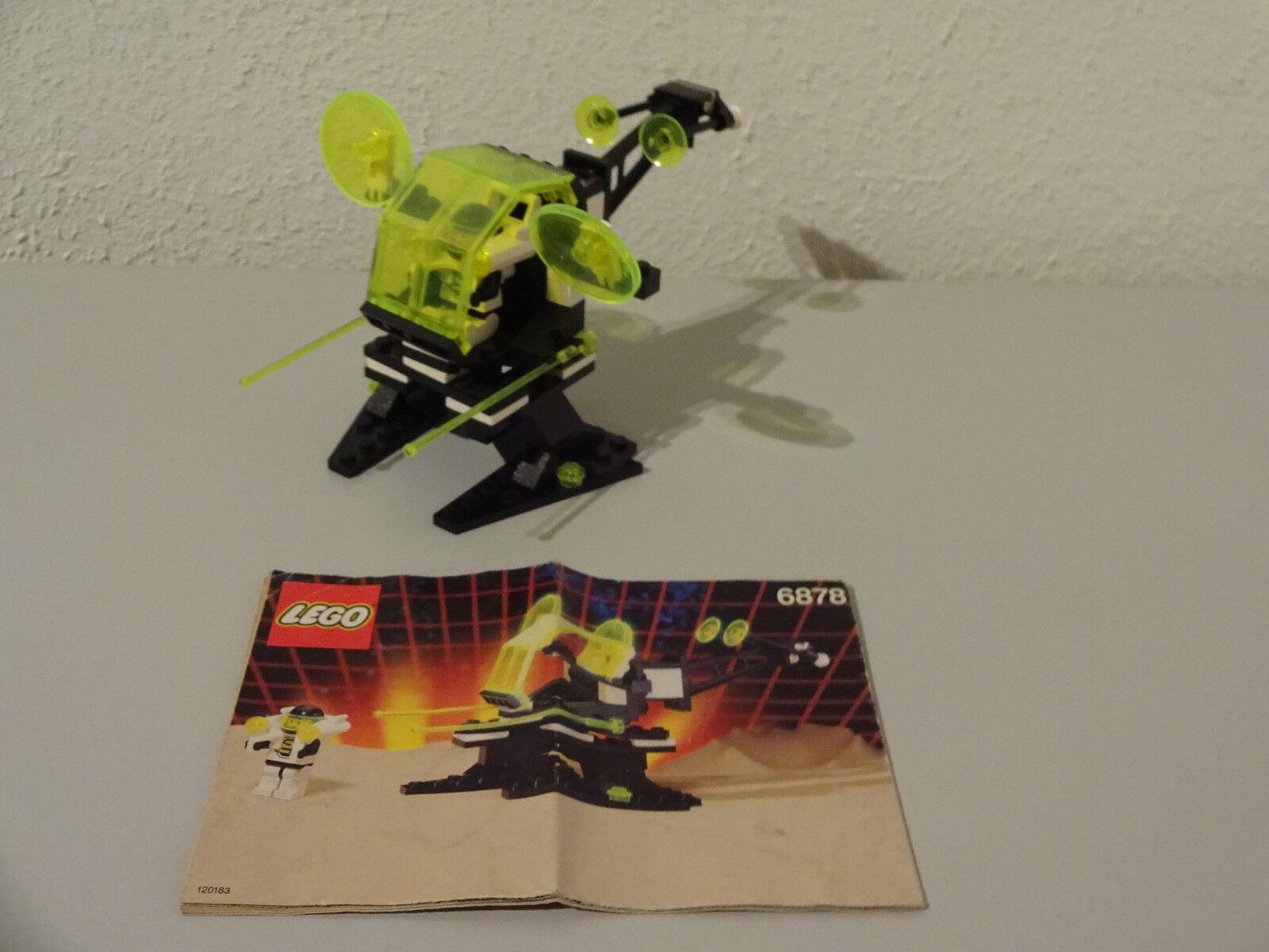 Carnaval Noel (G11) (G11) (G11) Lego Blacktron 6933/6887/6878/6857 /6812 avec Ba 100% Complet Rare | Nombreux Dans La Variété  97c178