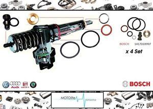 INJECTEUR réparation de joint kit Bosch diesel PD audi seat vw skoda ford