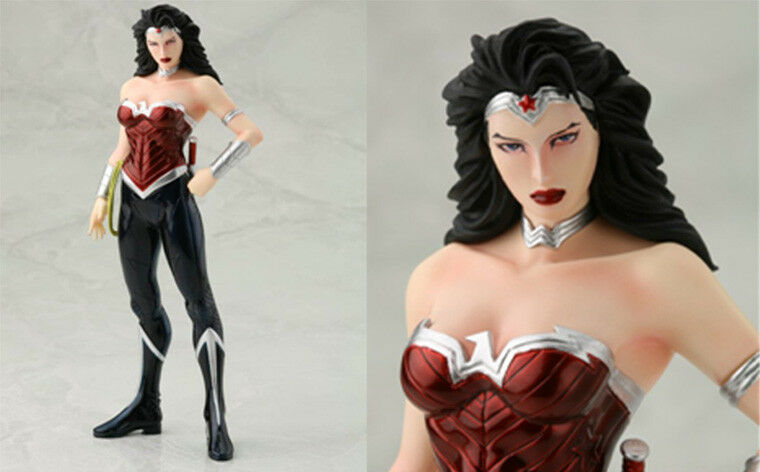 DC Comics - Wonder Woman New 52 ArtFx+ Statue
