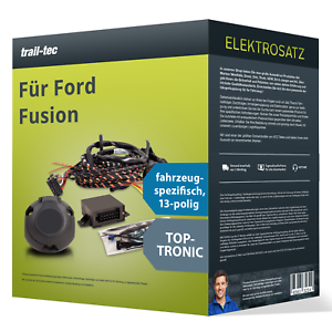 Für Ford Fusion E-Satz 13-pol spezifisch NEU trail-tec