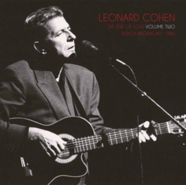 Leonard Cohen - The End Of Liebe Vol. 2 Neu 2 X LP