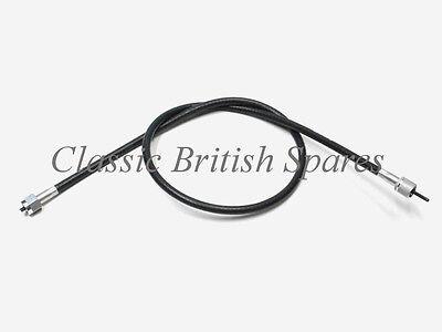 "Triumph Magnetic Venhill Tachometer Cable 34 1/2"" 60-0529 1964-65 T100 T120 TR6"